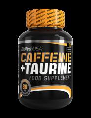 Caffeine+Taurine 60caps