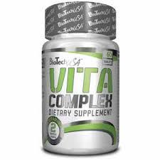 Vitamin Complex 60 tabs